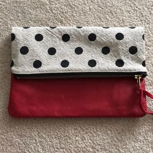Handbags - Handmade leather clutch